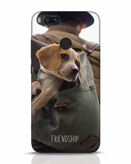 Shop Friendship Xiaomi Mi A1 Mobile Cover-Front