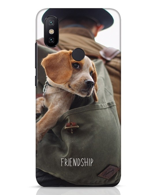 Shop Friendship Xiaomi Mi A2 Mobile Cover-Front
