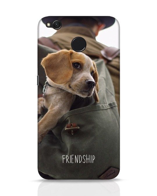 Shop Friendship Xiaomi Redmi 4 Mobile Cover-Front