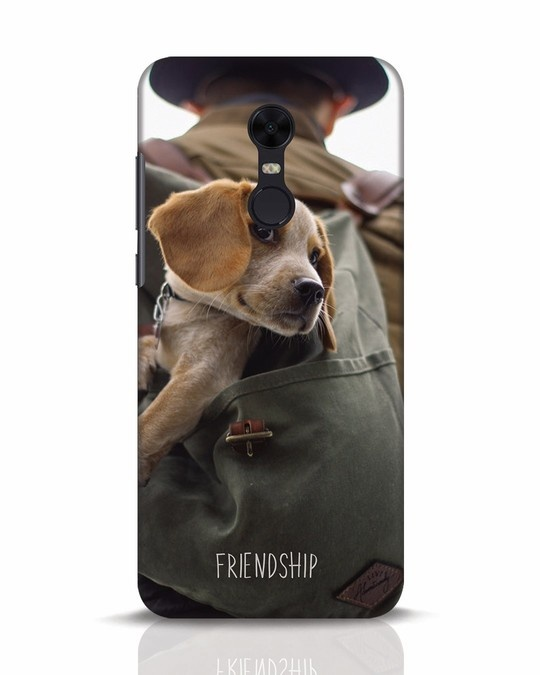 Shop Friendship Xiaomi Redmi Note 5 Mobile Cover-Front