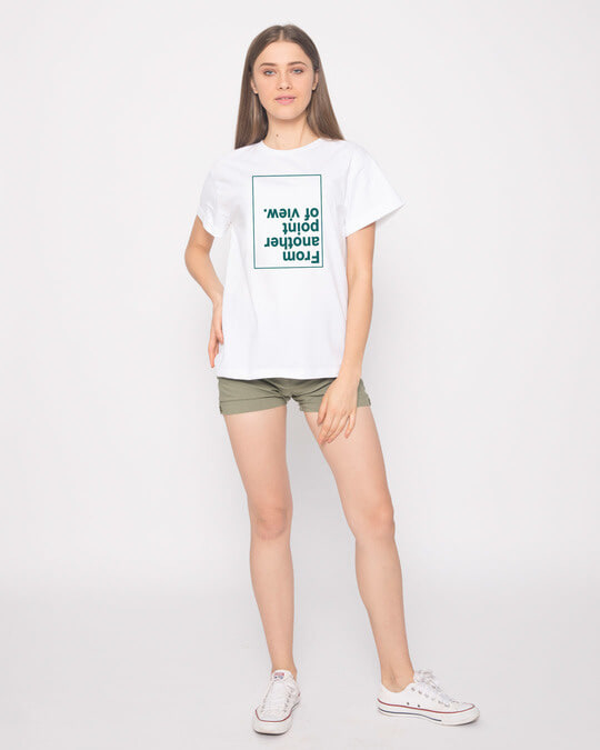 Shop From Another Point Boyfriend T-Shirt-Full