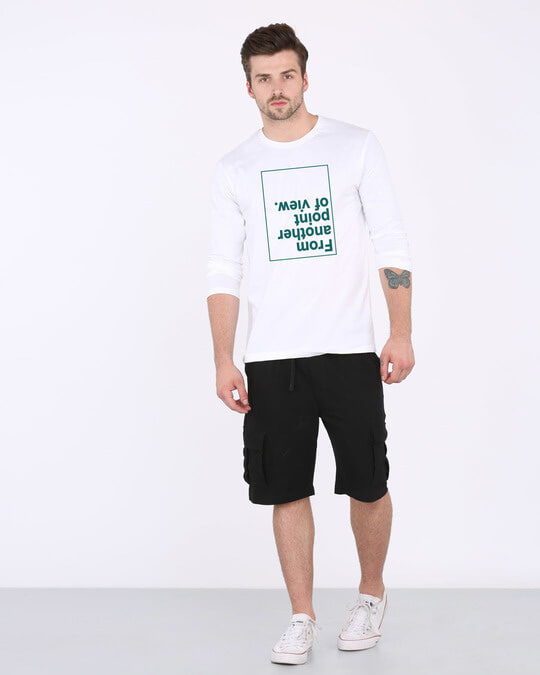 Shop From Another Point Full Sleeve T-Shirt-Full