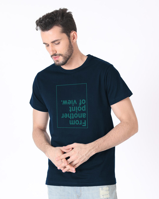 Shop From Another Point Half Sleeve T-Shirt-Design