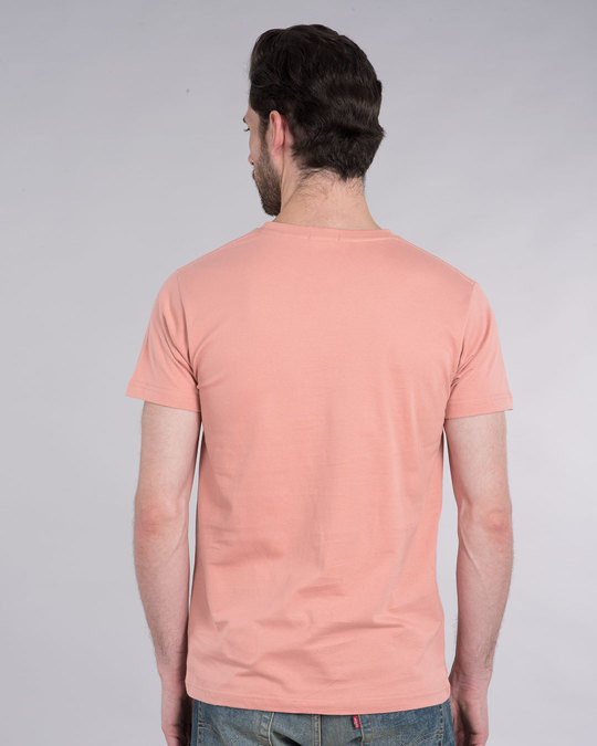 Shop Fuel Half Sleeve T-Shirt-Back
