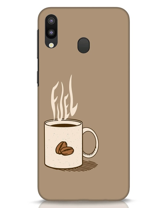 Shop Fuel Samsung Galaxy M20 Mobile Cover-Front
