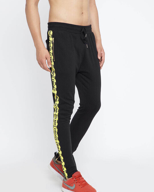 Shop Caution Tapped Sweatpant-Full