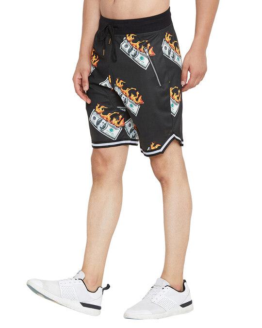Shop Dollar Basketball Shorts-Design