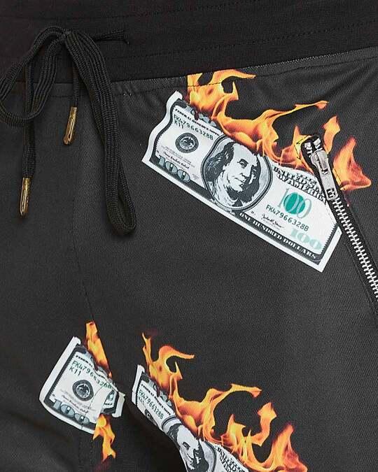 Shop Dollar Basketball Shorts