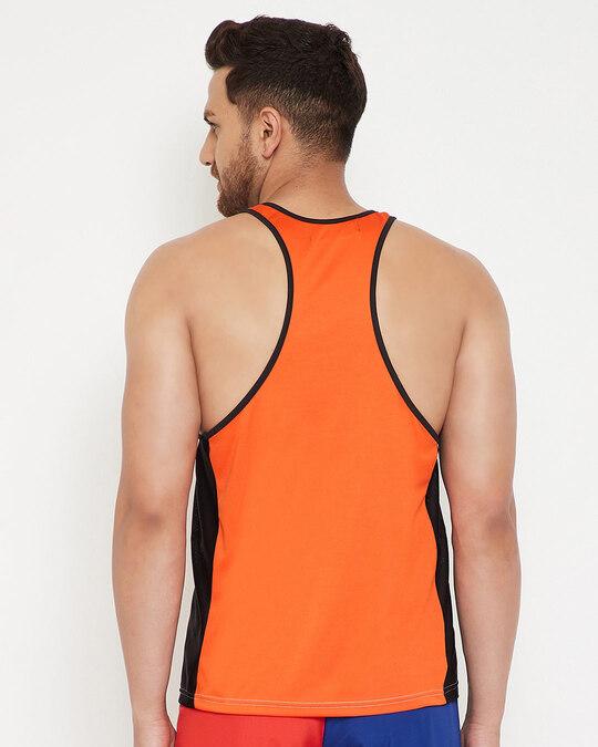 Shop Rust Active Mesh Vest-Design