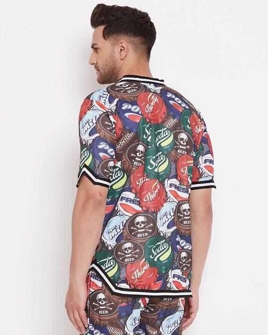 Shop Soda Crown Basketball Fit Tshirt-Design