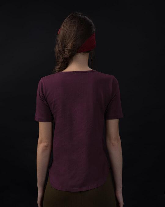 Shop Fun Fact : Idc Basic Round Hem T-Shirt-Full