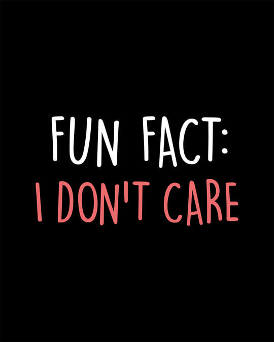 Shop Fun Fact : Idc Boyfriend T-Shirt