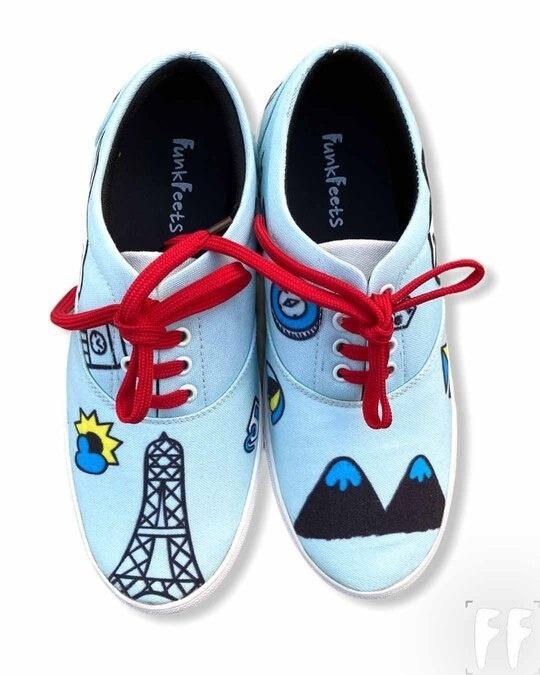 Shop Funkfeets Banjari Sneakers
