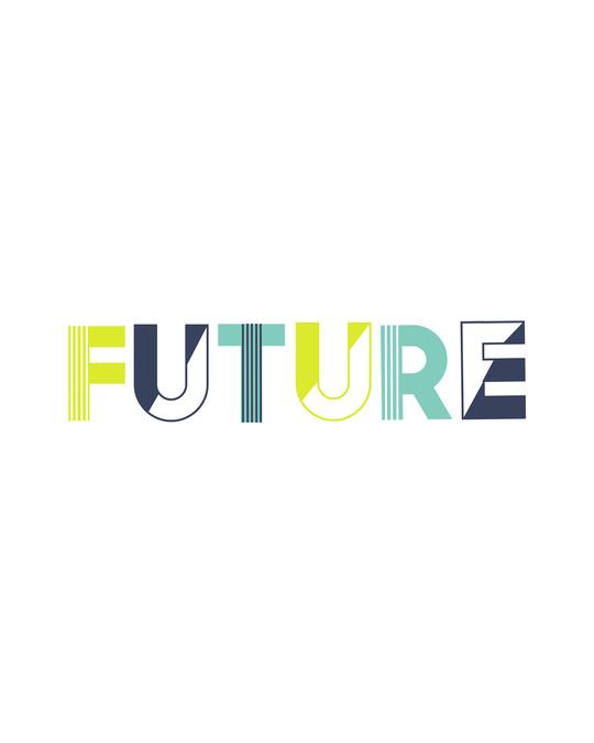 Shop Future Color Block T-Shirt