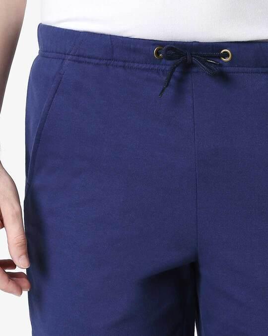 Shop Galaxy Blue Men's Casual Shorts