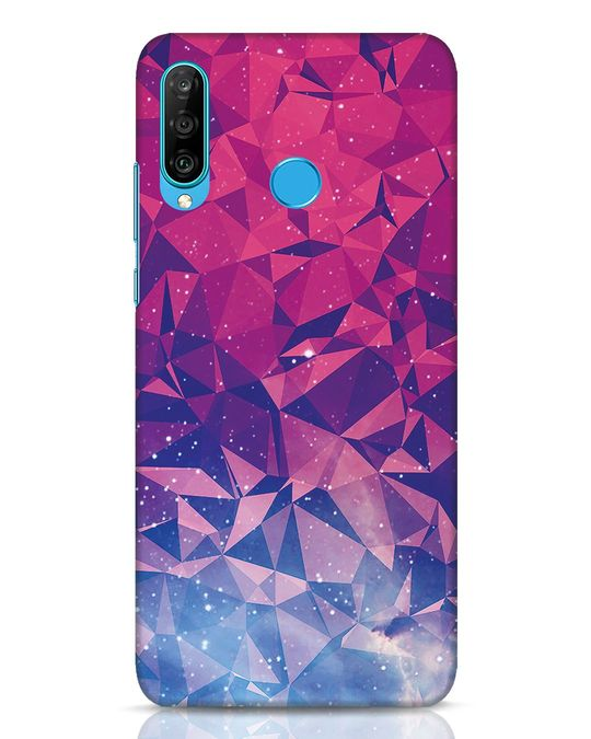 Shop Galaxy Huawei P30 Lite Mobile Cover-Front