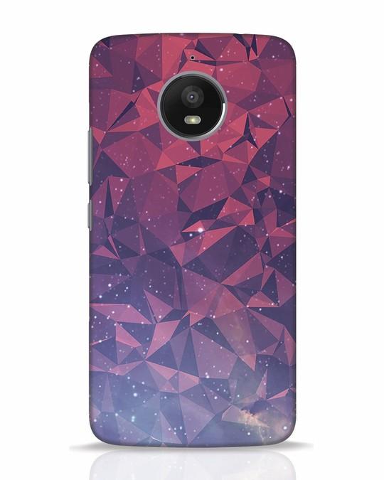 Shop Galaxy Moto E4 Plus Mobile Cover-Front