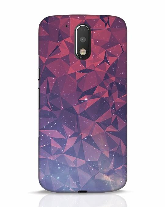 Shop Galaxy Moto G4 Plus Mobile Cover-Front
