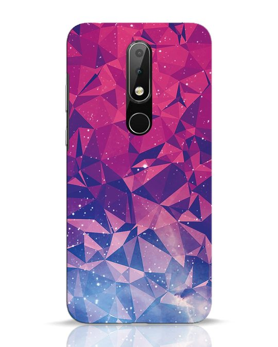 Shop Galaxy Nokia 6.1 Plus Mobile Cover-Front