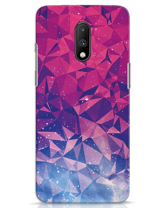 Shop Galaxy OnePlus 7 Mobile Cover-Front