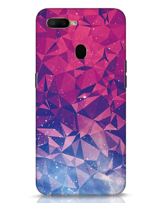 Shop Galaxy Oppo A5s Mobile Cover-Front