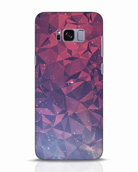 Shop Galaxy Samsung Galaxy S8 Plus Mobile Cover-Front