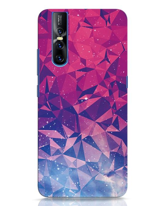 Shop Galaxy Vivo V15 Pro Mobile Cover-Front