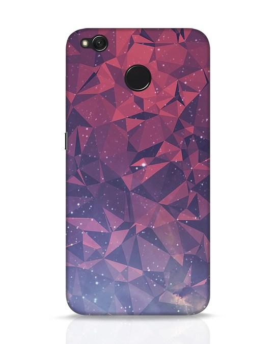 Shop Galaxy Xiaomi Redmi 4 Mobile Cover-Front
