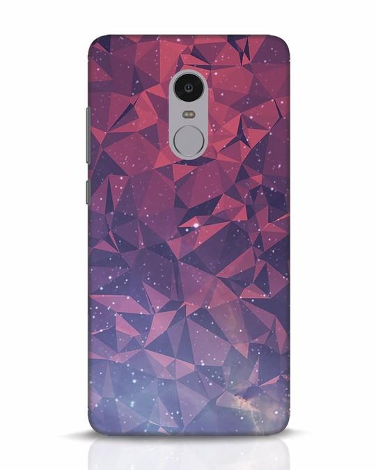 Shop Galaxy Xiaomi Redmi Note 4 Mobile Cover-Front