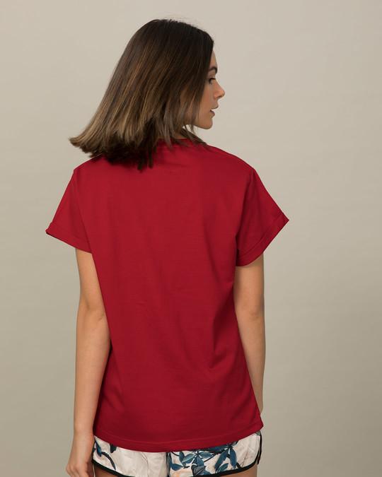 Shop Game Changer Splatter Boyfriend T-Shirt-Back
