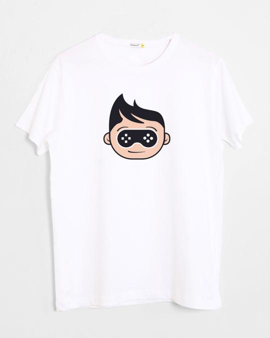 Shop Gameboy Half Sleeve T-Shirt-Front