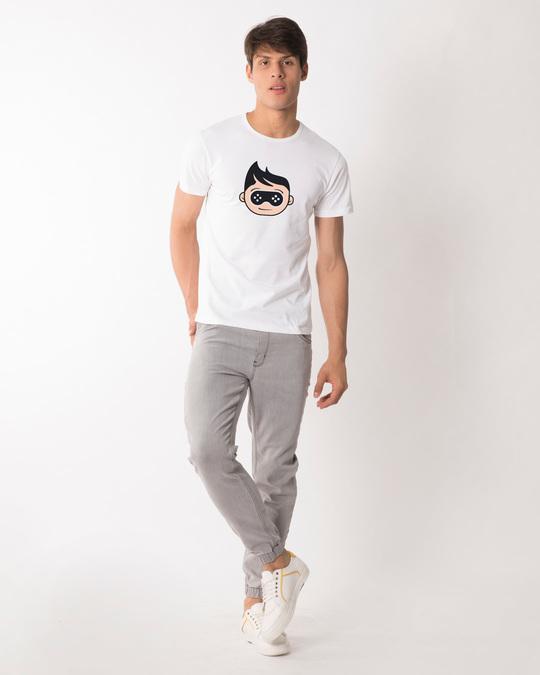Shop Gameboy Half Sleeve T-Shirt