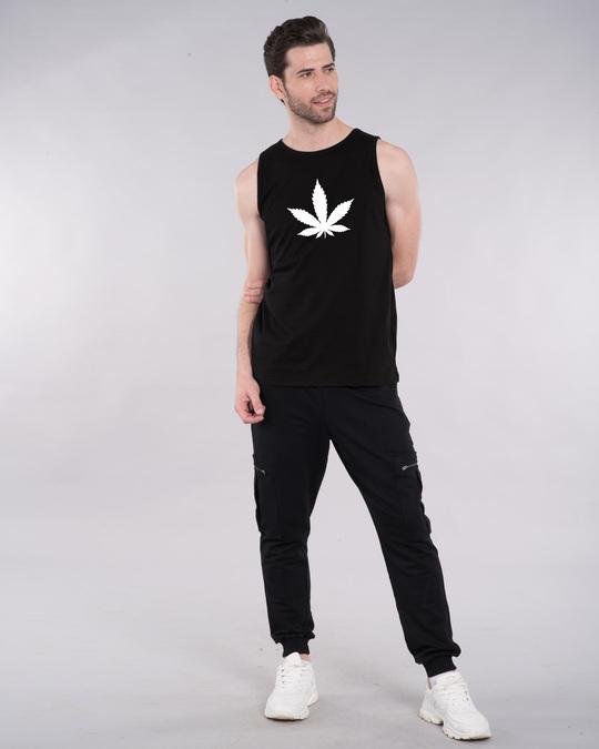Shop Herb Glow Glow In Dark Vest -Full
