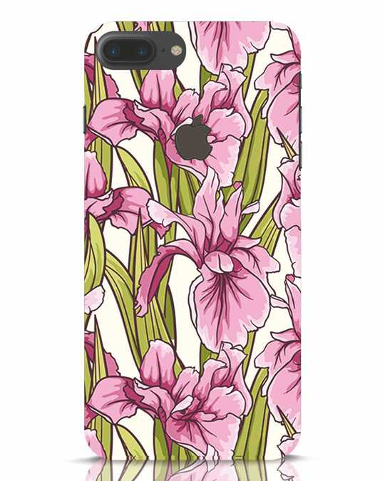 Shop Garden iPhone 7 Plus Logo Cut Mobile Cover-Front