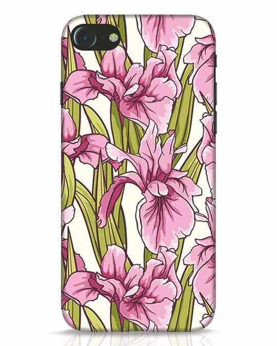 Shop Garden iPhone 8 Mobile Cover-Front