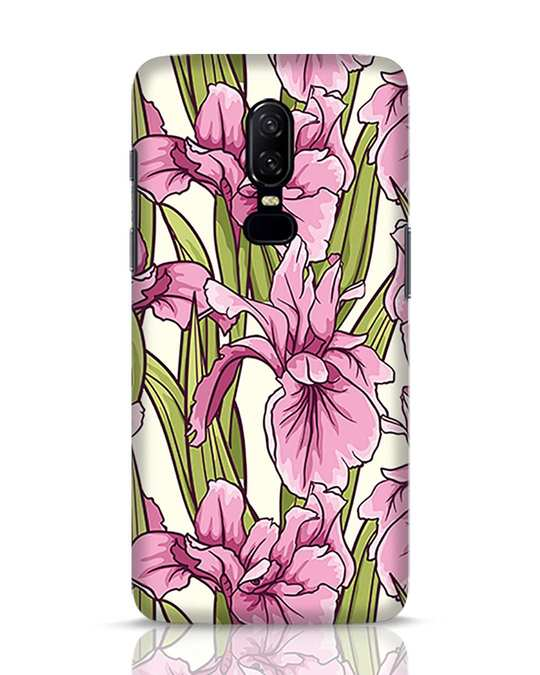 Shop Garden OnePlus 6 Mobile Cover-Front
