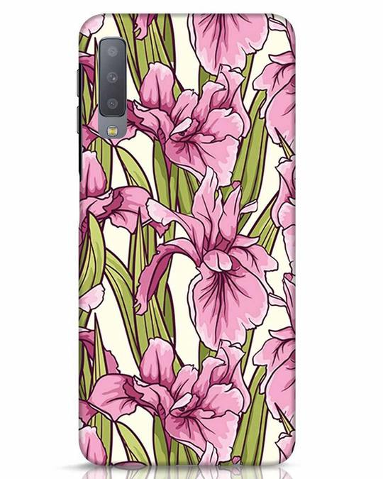Shop Garden Samsung Galaxy A7 Mobile Cover-Front