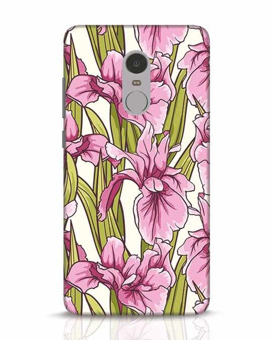 Shop Garden Xiaomi Redmi Note 4 Mobile Cover-Front