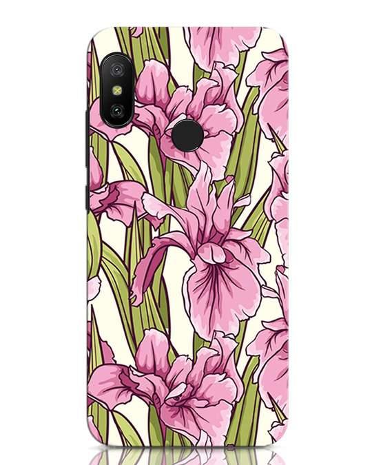 Shop Garden Xiaomi Redmi Note 6 Pro Mobile Cover-Front