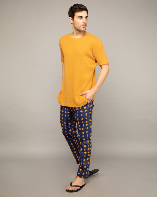 Shop Garfield Don't Know All Over Printed Pyjama (GL)-Full