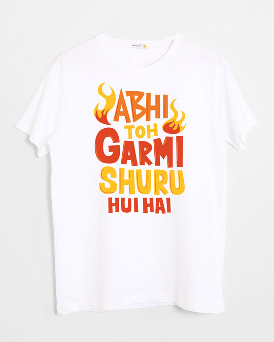 Shop Garmi Half Sleeve T-Shirt-Front