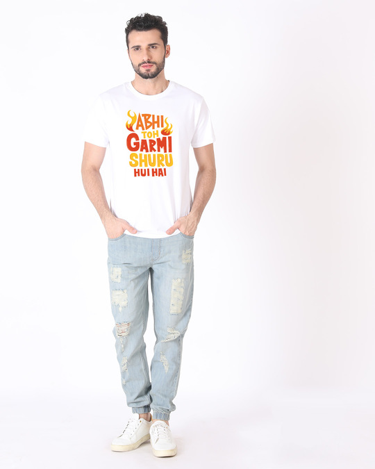Shop Garmi Half Sleeve T-Shirt