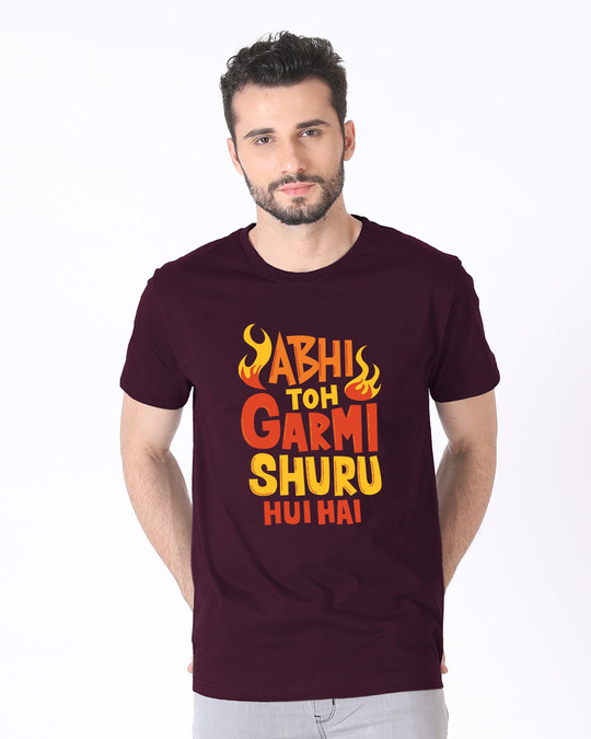 Shop Garmi Half Sleeve T-Shirt-Back