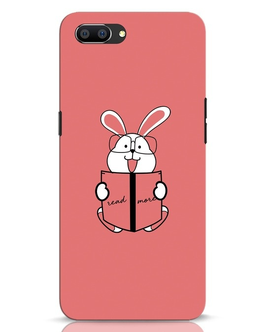 Shop Geek Bunny Realme C1 Mobile Cover-Front