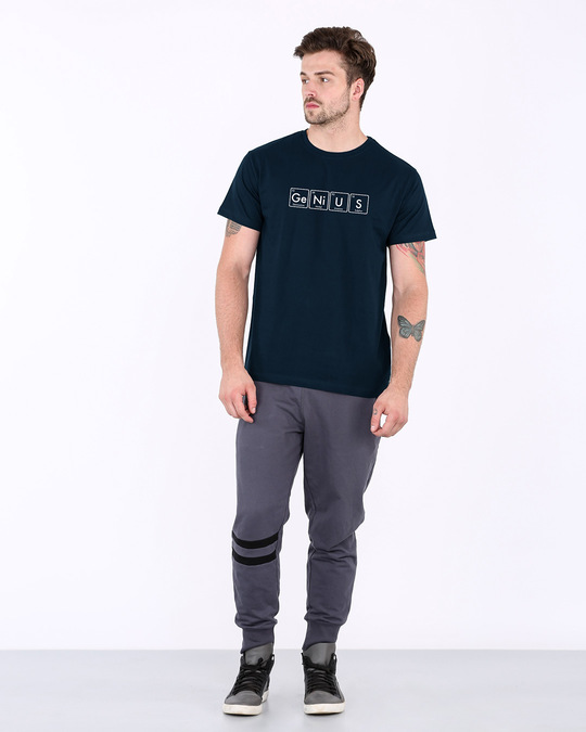 Shop Genius Half Sleeve T-Shirt