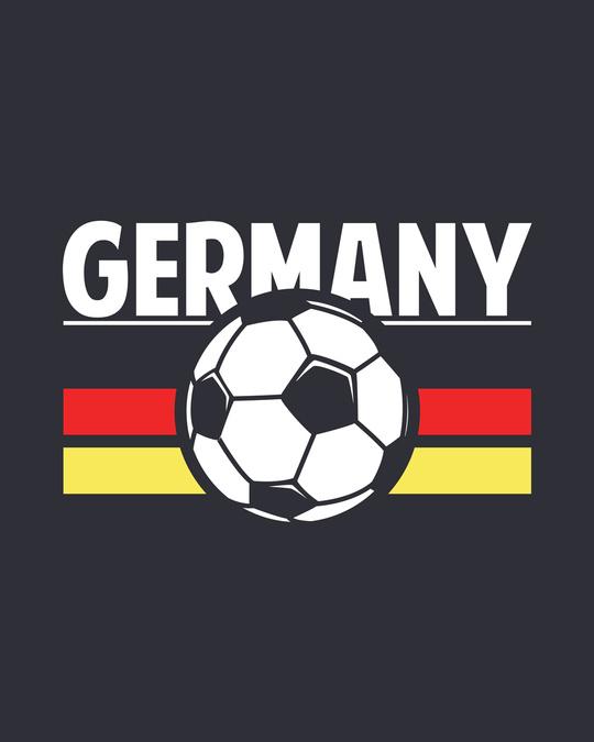 Shop Germany Half Sleeve T-Shirt