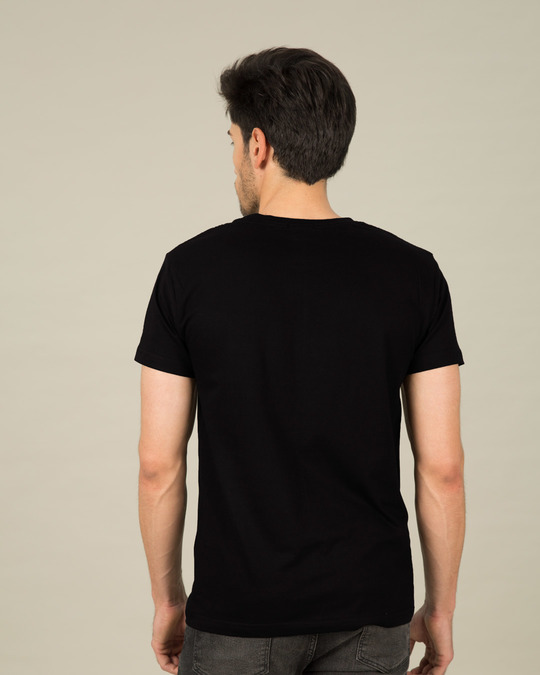 Shop Get Fit Half Sleeve T-Shirt-Back