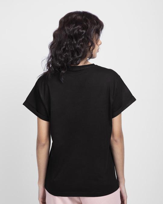 Shop Ghanta Engineer Vintage Boyfriend T-Shirt-Back