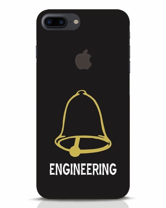 Shop Ghanta Engineering iPhone 7 Plus Logo Cut Mobile Cover-Front
