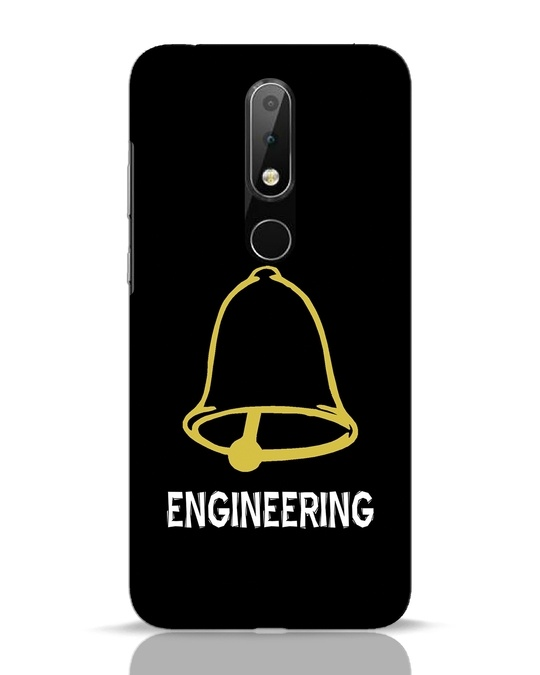 Shop Ghanta Engineering Nokia 6.1 Plus Mobile Cover-Front